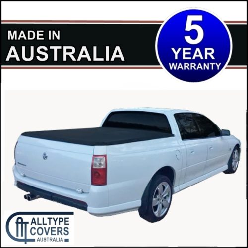 Alltype Covers Australia - Holden Crewman VY VZ Clip On Tonneau Cover