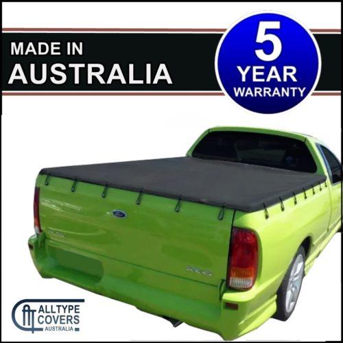 Alltype Covers Australia - Ford Falcon AU-BA-BF tonneau Cover