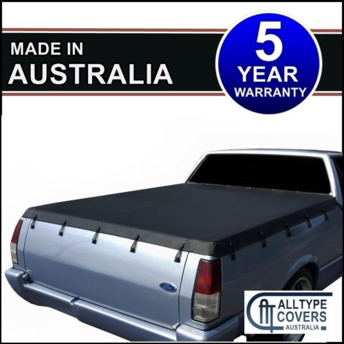 Alltype Covers Australia - Ford Falcon XD-XE-XF-XG-XH Ute Australian Made Bunji Loop Tonneau Cover Tarp