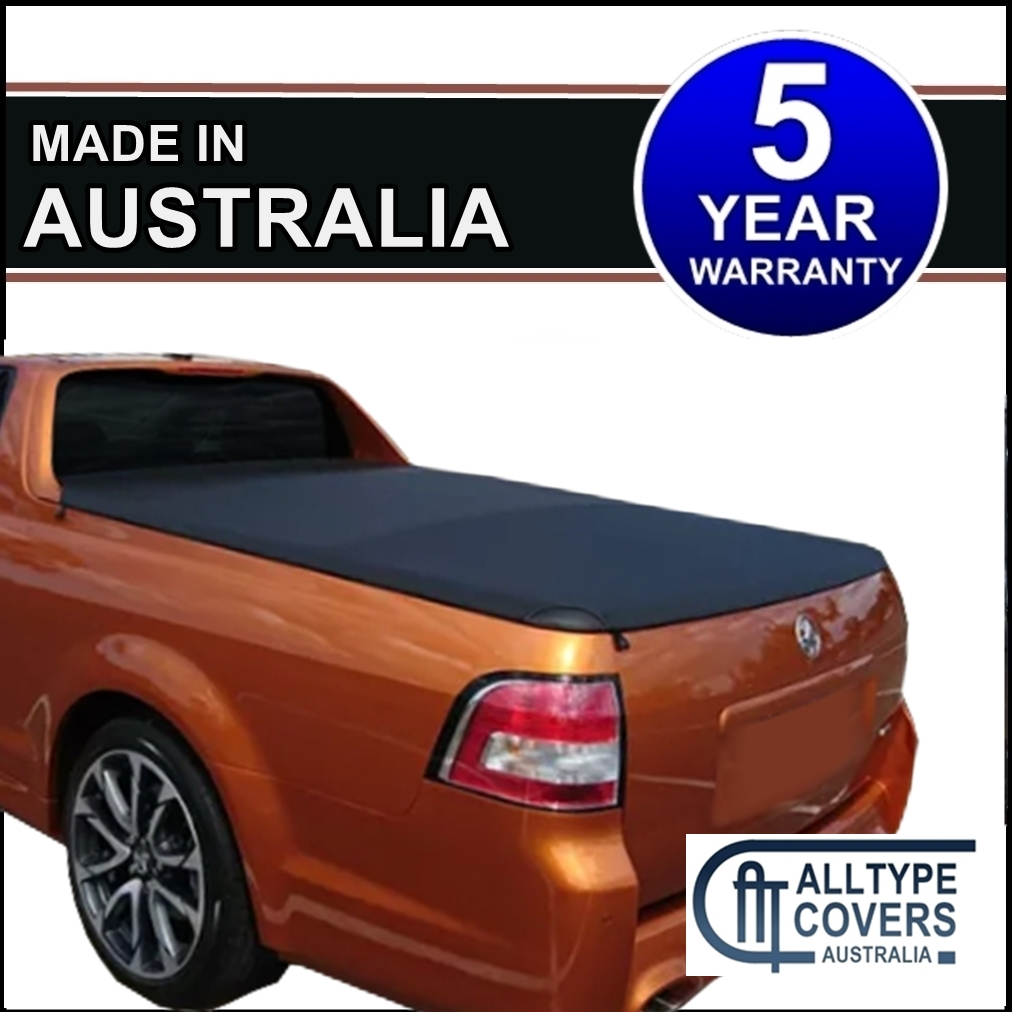 Alltype Covers Australia - Holden Commodore Ute VE-VF Clip on tonneau cover