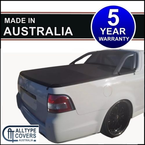 Alltype Covers Australia - Holden Commodore Ute VE-VF Sportsbars Clip on tonneau cover