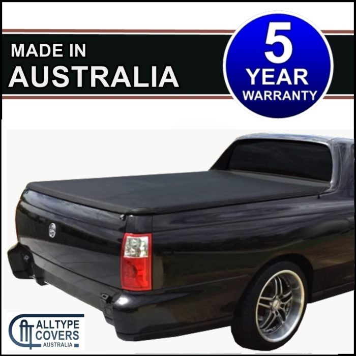 Alltype Covers Australia - Holden Commodore Ute VU-VY-VZ Clip on tonneau cover