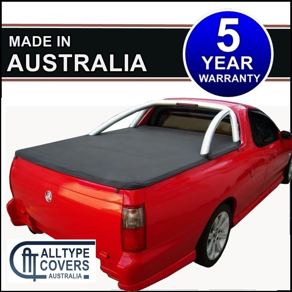 Alltype Covers Australia -Holden Commodore Ute Vu-VY-Vz Tonneau Cover fits sportsbars