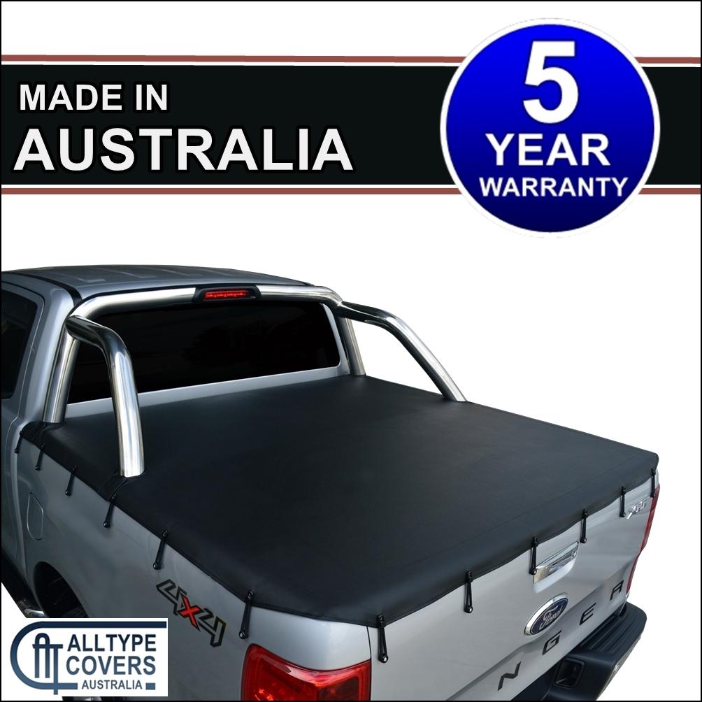 Ford Ranger Soft Tonneau Cover