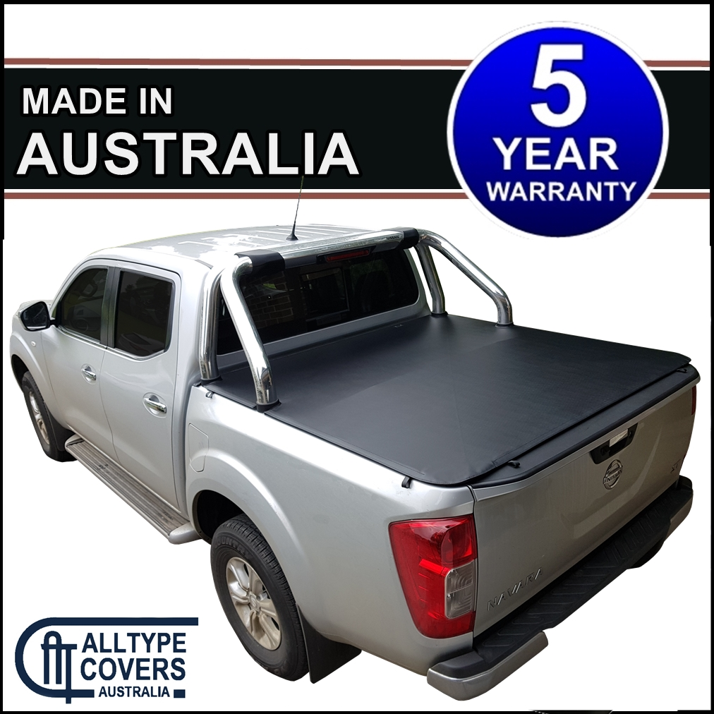 Nissan Np300 Navara D23 Dual Cab July 2015 To 2018 Ute Clipon