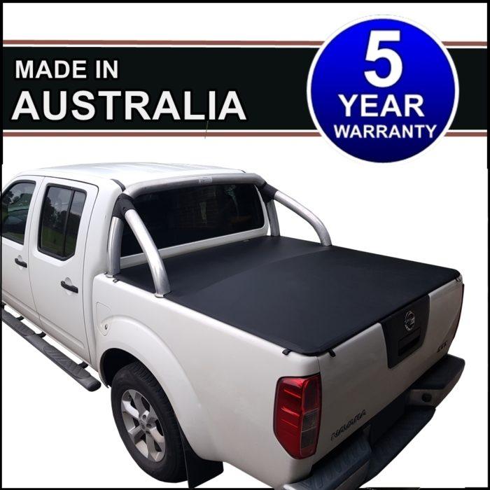 Nissan Navara STX D40 Dual Cab Ute Tonneau Cover