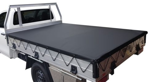 Custom Tray Tonneau Covers
