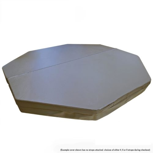 Australian Made Spa Covers -Octagon -Premium-Ultimate
